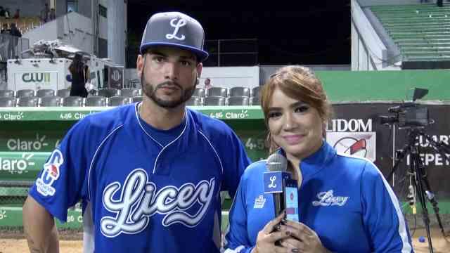 Pablo Reyes conecta jonrón, Barrera liga un doblete
