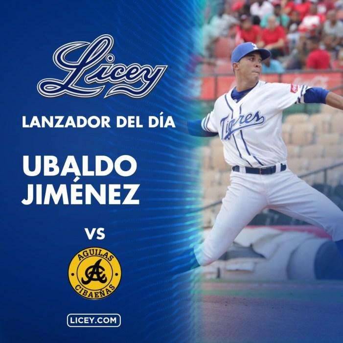 Jiménez vs Valdez, Tigres vs Aguilas a las 7:15 pm