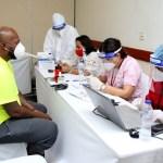 Escogido se sometió a pruebas de Coronavirus