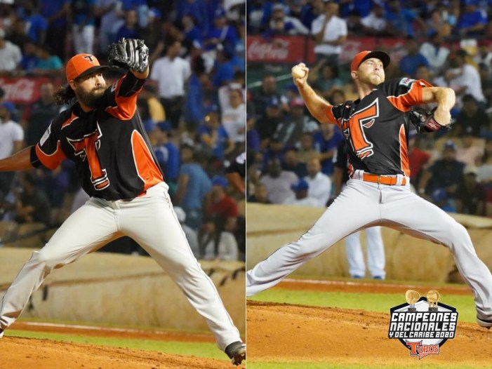 Toros anuncian regreso de relevistas Tim Peterson y Anthony Carter