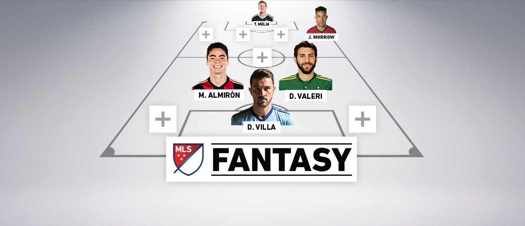 MLS soccer fantasy 3