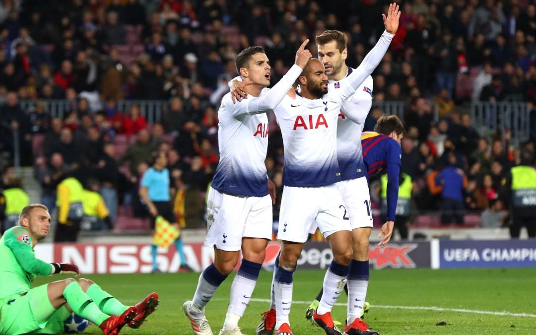 Tottenham depășesc Inter pentru a se califica în următoarea fază a Champions League