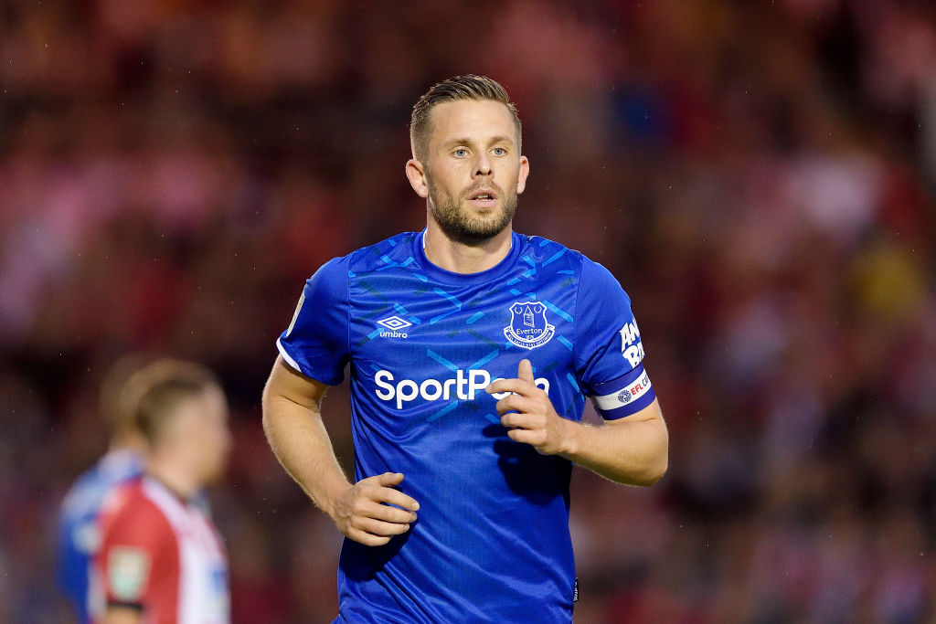 sigurdsson everton (Photo by Tony McArdle - Everton FC/Everton FC via Getty Images)