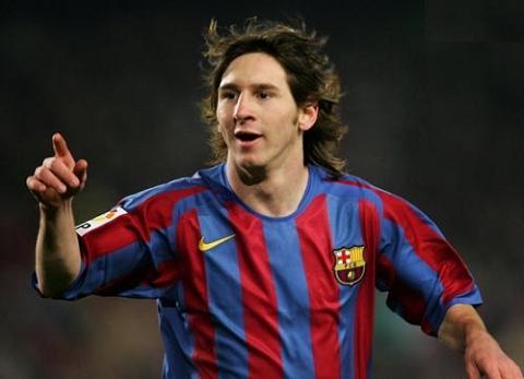Messi se convierte en capitán de Argentina