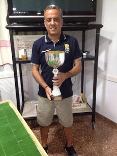 Miguel A. Estrada ganó el torneo de verano
