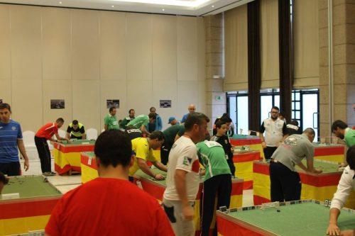 Gran ambiente competitivo en todas las rondas de partidos