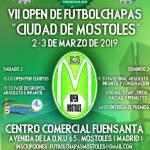 INSCRIPCIONES ABIERTAS PARA EL VII OPEN DE MÓSTOLES 2019