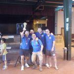 Alcalá campeones por equipos