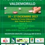 INSCRIPCIONES ABIERTAS PARA EL IV OPEN DE VALDEMORILLO 2017