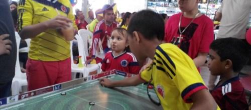 Exhibicion LFC Colombia 2