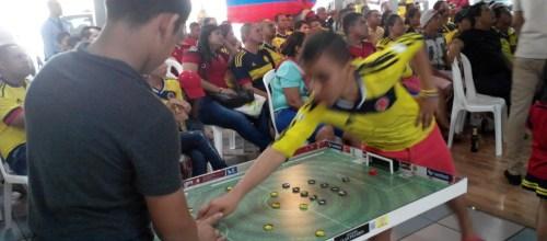 Exhibicion LFC Colombia 3