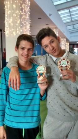 Los jóvenes mostoleños realizaron un gran torneo