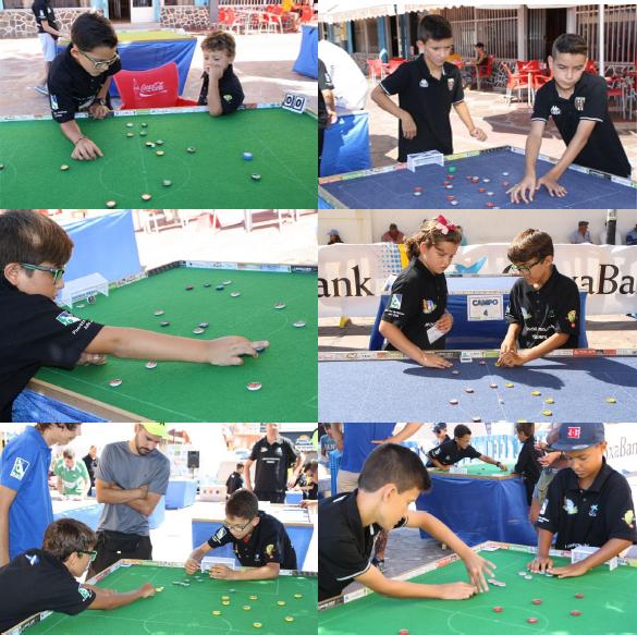 Imágenes del desarrollo del Torneo Sub-12 en Tenerife