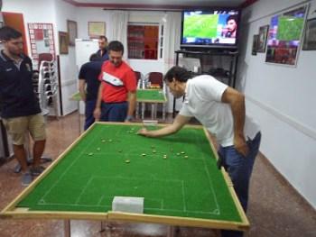 Juan García retorna al fútbolchapas formando parte del club de Tomares