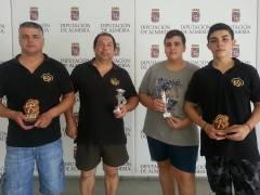 open almeria, trofeos campamento