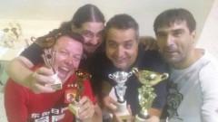 podium loeches 2014