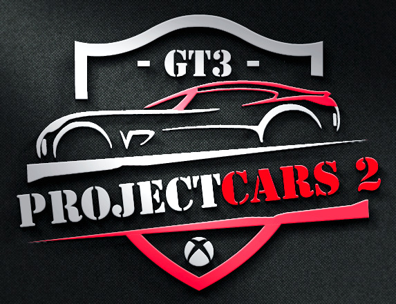 Logo GT3 Project Cars 2