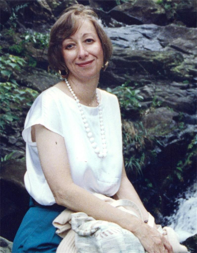 Diane in Hong Kong