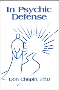 Cover image for In Psychic Defense, by Don Chapin