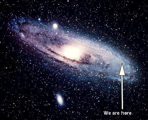A Galactic Approach