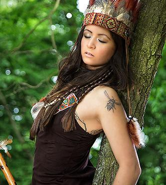 Pocahontas-Shooting– funny making of