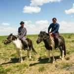Mongolei 2003 112 - Schauspielerporträts - allgemein - Schauspieler, Porträts, Männer