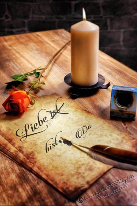 Valentinsgeschenk, Liebe ist……., Fotostudio Light-Style`s Blog