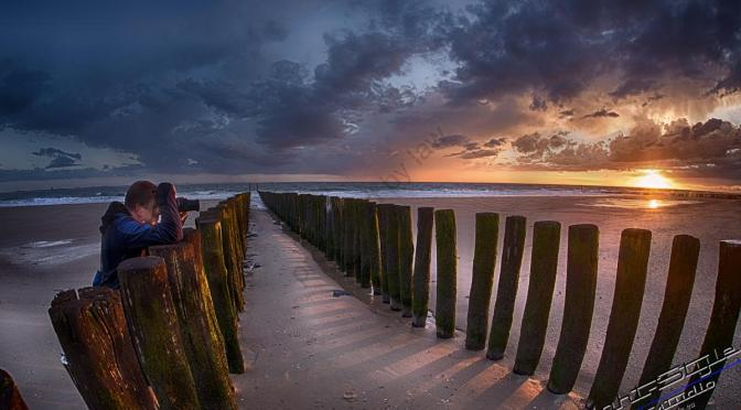 Hammer sunsets & starke Winde
