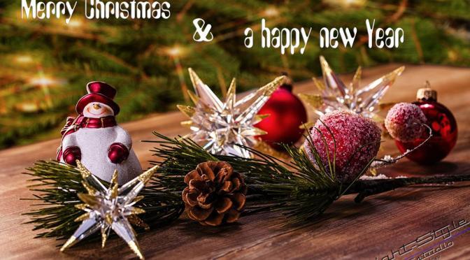 , Weihnachtsgrüße & Öffnungszeiten zw. den Jahren, Fotostudio Light-Style`s Blog
