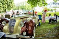 Oldtimer Meeting 2018 49 - Classiccars - Oldies but Goldies - outdoor, non-commercial, autos, allgemein, abseits-des-alltags - Technik, Oldtimer, Glamour, Draußen, Deutschlands schöne Seiten, classiccars, Cars, Autos, 50th