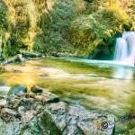 Gerolsauer Wasserfälle 188 - Photo-Graphy- zeichnen mit Licht - werbefotos, technik, studio-infos, portraets, making-of, fototips, besondere-portraets, abseits-des-alltags - Technik, Lichttechnik, Lichtmalerei