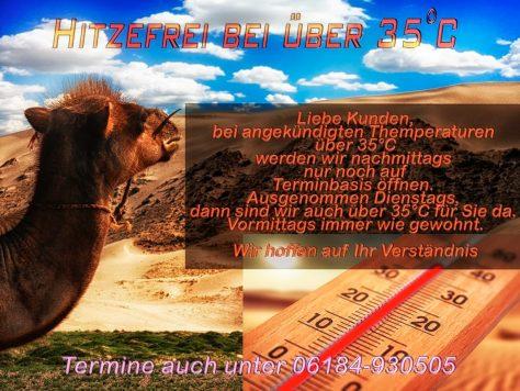 , Hitzefrei > 35°C, Fotostudio Light-Style`s Blog