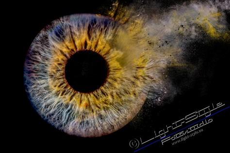 Irisfoto 7 - Euer Irisfoto - einfach geil - irisfotos - Porträts, Liebe ist, Irisfoto, Geschenke, besondere Porträts
