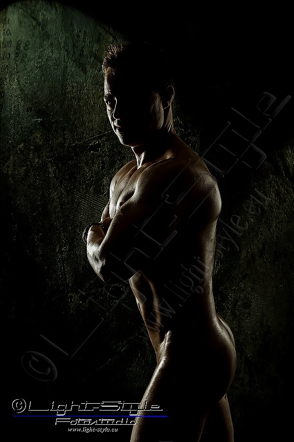 Обнаженные фотографии - эротические портреты
