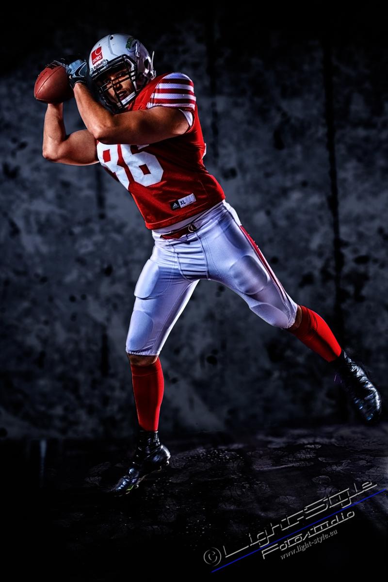 Coole Sportlerporträts