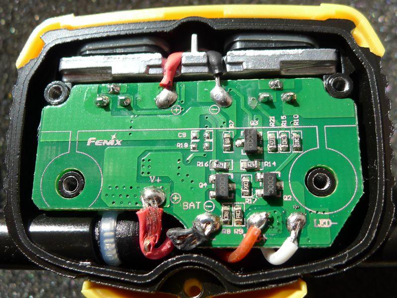 Fenix HP01 - driver side 1