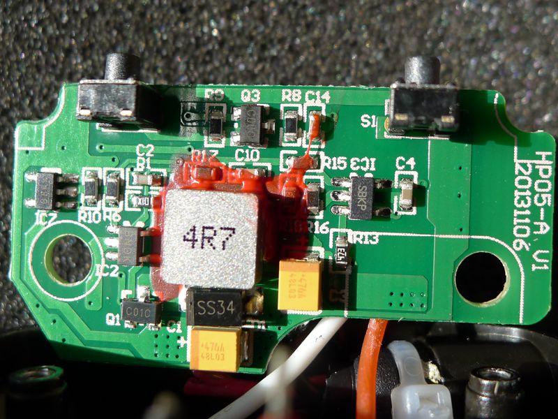 Fenix HP05 - driver side 1