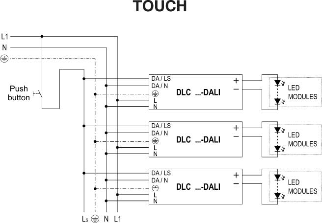 dali led driver wiring diagram nissan hardbody different dimming types for lighting arrant light blog touch