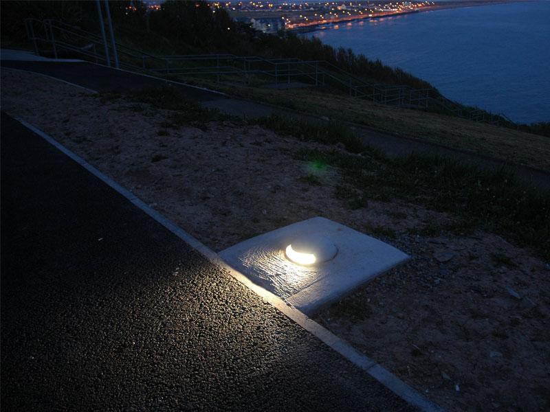 Pathway Lighting  Recessed Groundlight  Ireland by VeeLite
