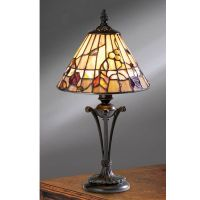 Bernwood Small Table Lamp Nature Traditional Small Table ...