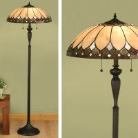 Brooklyn Floor Lamp Art Deco Floor Lamp T048F Tiffany style