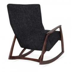 Chair Design Back Angle High Top Outdoor Table And Chairs Sindi Wood Frame Rocking In Dark Grey Light Glory