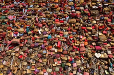 cologne-bridge-locks-dense