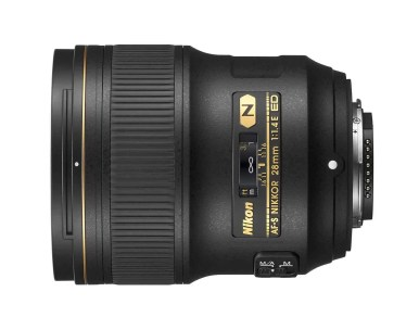 Nikon-AFS_28mm_f1.4E_side