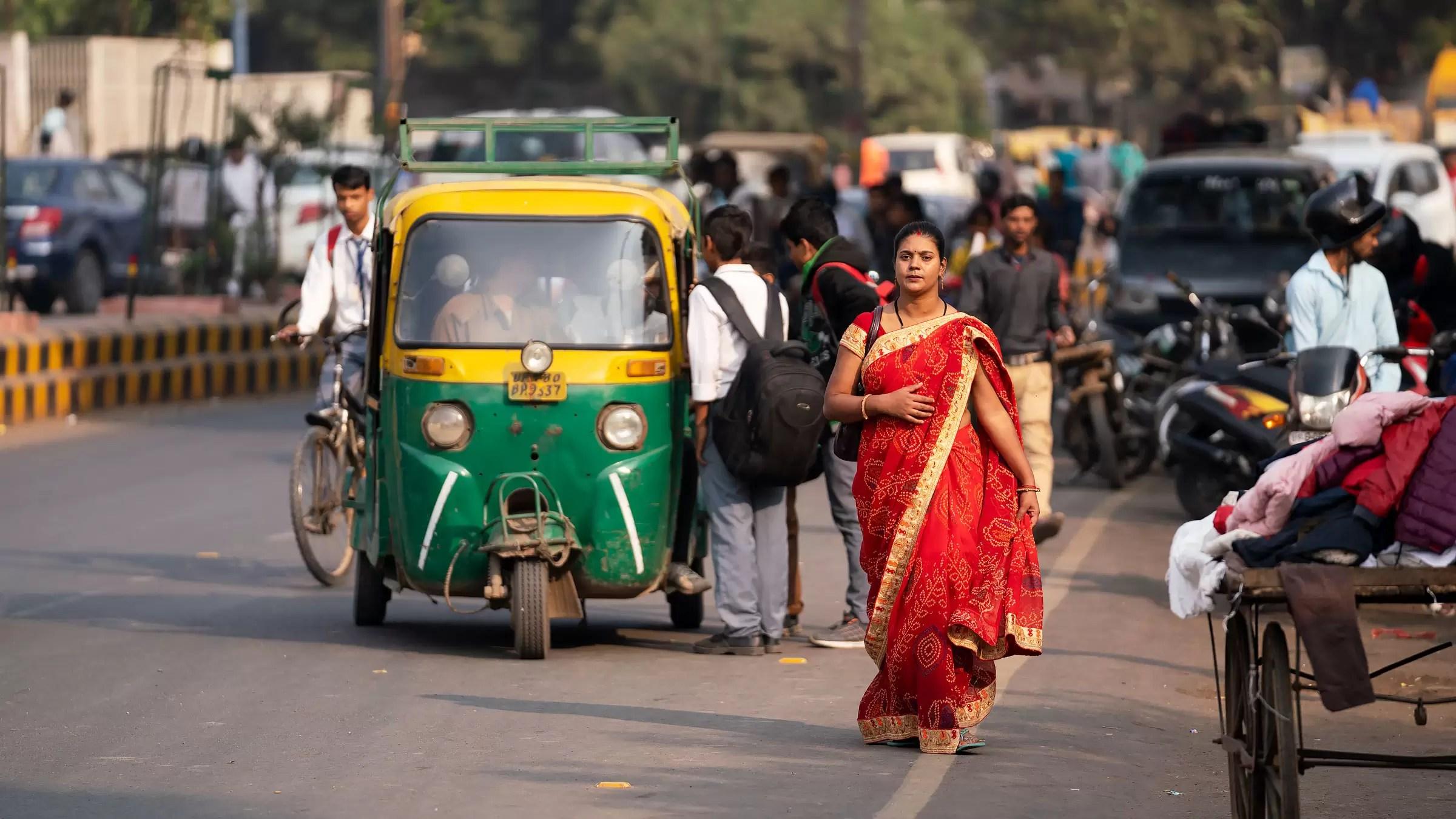Agra Street Mix