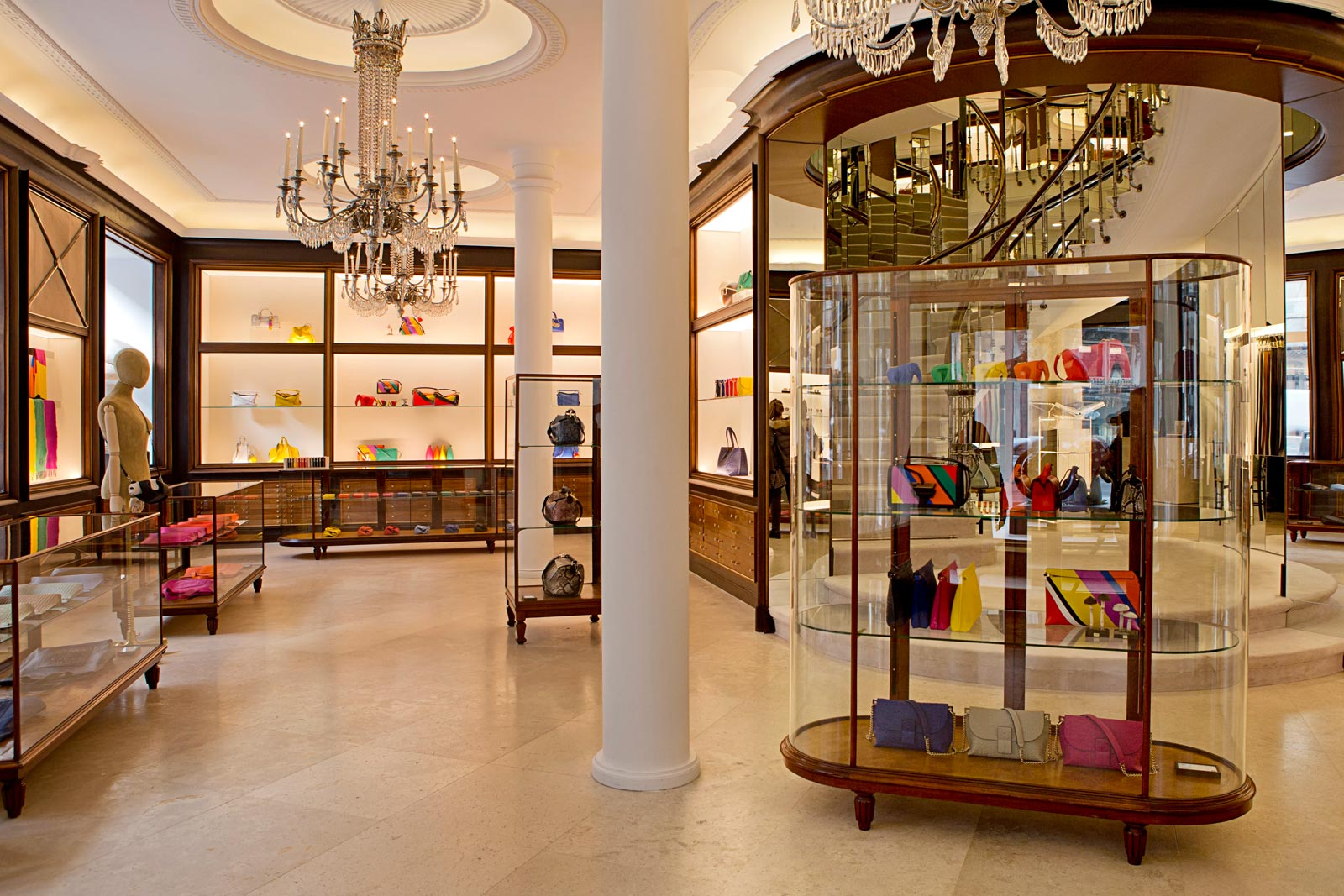 Tiendas Loewe Loewe Bilbao Ocupar Una Boutique En El