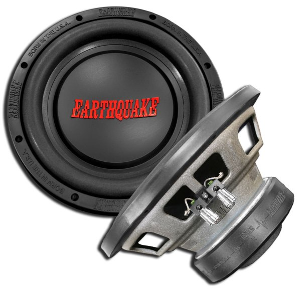 Earthquake Subwoofers 877-390-1599