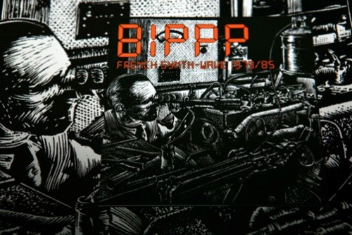 Bippp French Synth Wave 1979-85