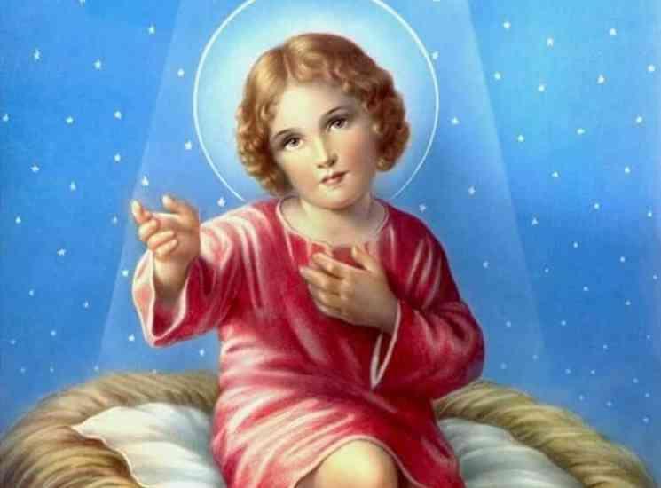 هلم إلى الطفل يسوع في المغارة