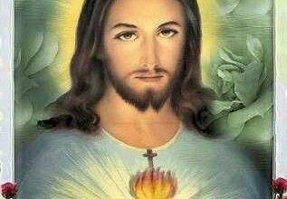 Photo of صلاة قلب يسوع الأقدس يتلوها الأب بيو